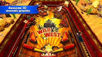 Screenshot of Pinball Fantasy HD