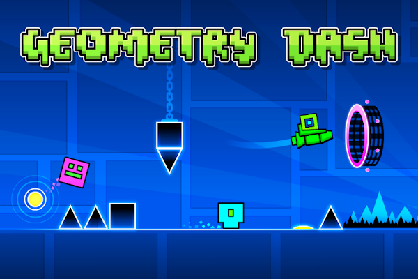 Geometry Dash Lite - screenshot
