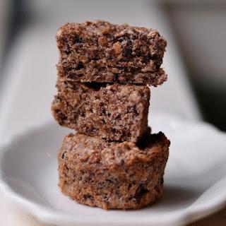 Chocolate-Buckwheat-Almond Cake