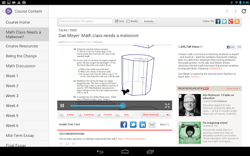 OpenClass- screenshot thumbnail