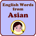 Spelling Doll Asian English icon