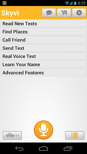 Skyvi (Siri like Assistant)
