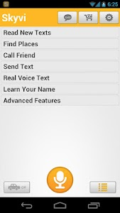 Skyvi (Siri like Assistant) v2.330