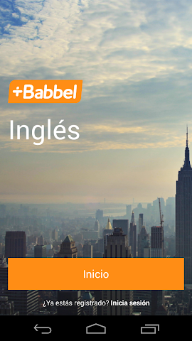 android Apprendre l'anglais - Babbel Screenshot 10