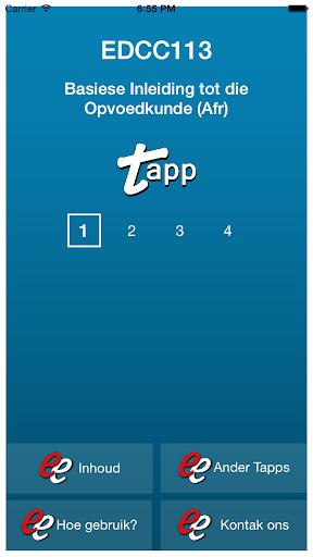 TAPP EDCC113 AFR2