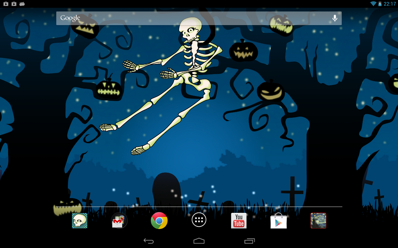 Freddie the Skeleton - screenshot
