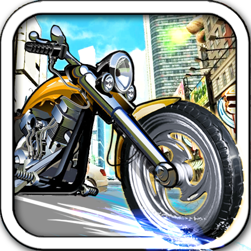 Reckless Moto Rider