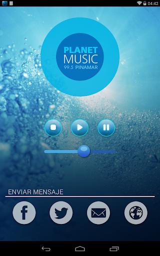 【免費音樂App】Planet Music Radio FM-APP點子