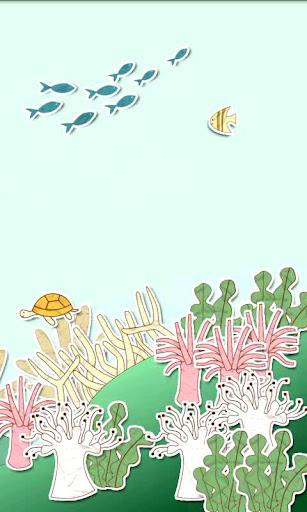 Papercraft Ocean LW