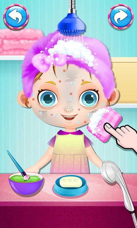 Fun Kids Beauty SPA Adventure- screenshot
