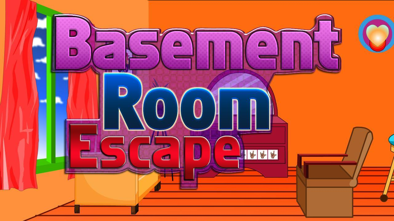 Basement House Escape - screenshot
