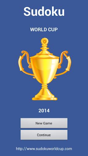 Sudoku World Cup 2014 Lite