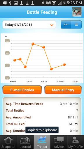 【免費健康App】Similac Baby Journal - Canada-APP點子