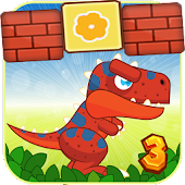 Dinosaur Run - Mario World