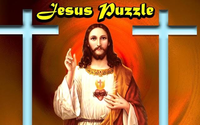 Jesus Puzzle - screenshot