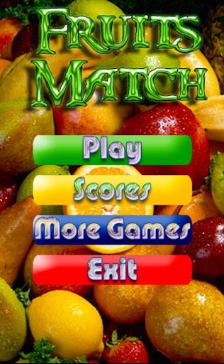 Fruits Match