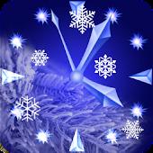 Snow Clock free
