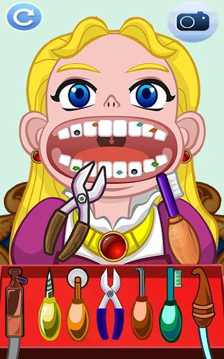 頂級牙醫遊戲