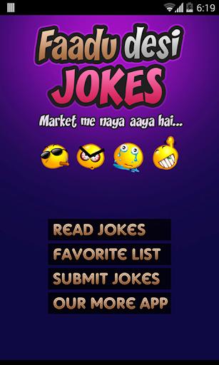 Faadu Desi Jokes