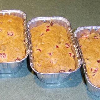 Cranberry Nut Bread II