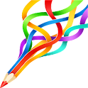 Disegni da colorare 3D icon