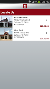FNB Burleson Mobile Banking- screenshot thumbnail