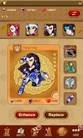 Screenshot of KungFu Legends