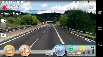 Screenshot of AutoGuard Dash Cam - Blackbox