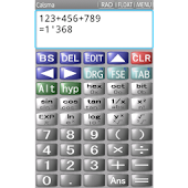 Calsma Scientific Calculator