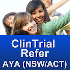 ClinTrial Refer AYA icon