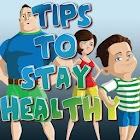 Tips to Stay Healthy icon