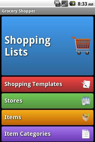Grocery Shopper Free