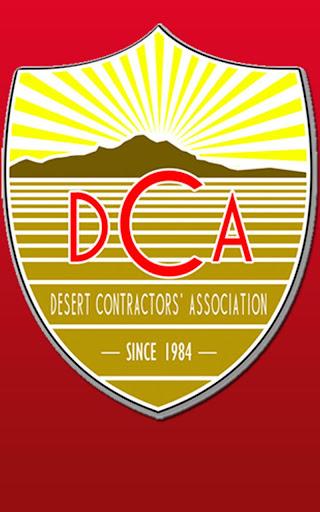 DCA-Desert Contractors Associa