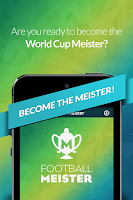 Screenshot of Football Meister | Brasil 2014