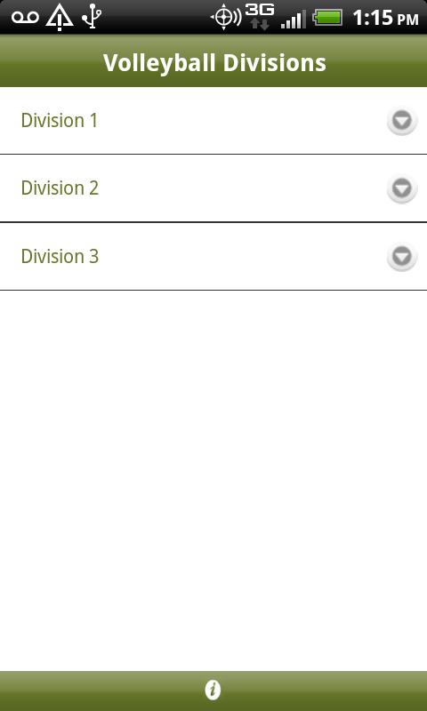 rVenues Volleyball Arenas- screenshot