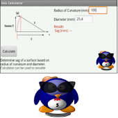 SAG Calculator