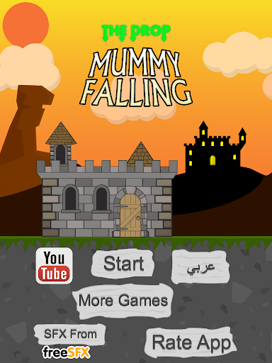 The Drop : Mummy Falling