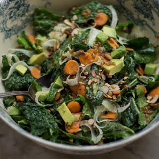Kale Market Salad.