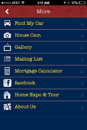 Brown county home builders app app for Home builder app