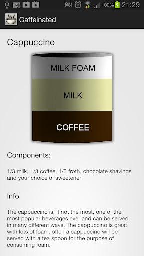Caffeinated - Coffee Guide