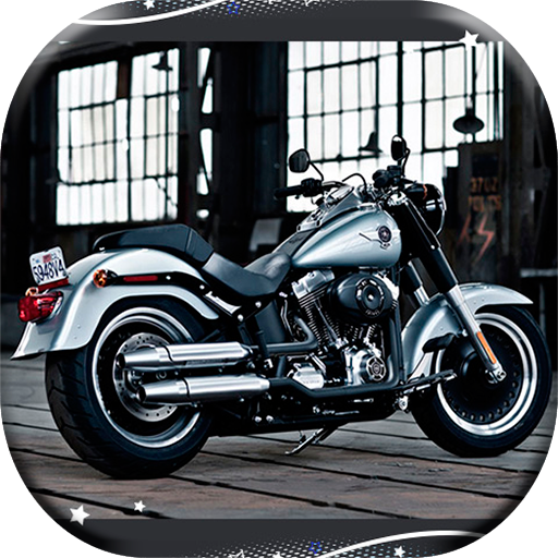 Motorcycle Harley HD Wallpaper 個人化 App LOGO-硬是要APP