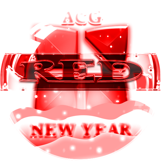 NEXT LAUNCHER 3D RED NY THEME