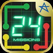 24 MISSIONS ~直感的パズルで爆弾解除!~