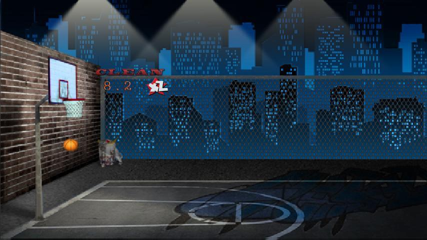 Basketball Shot - screenshot