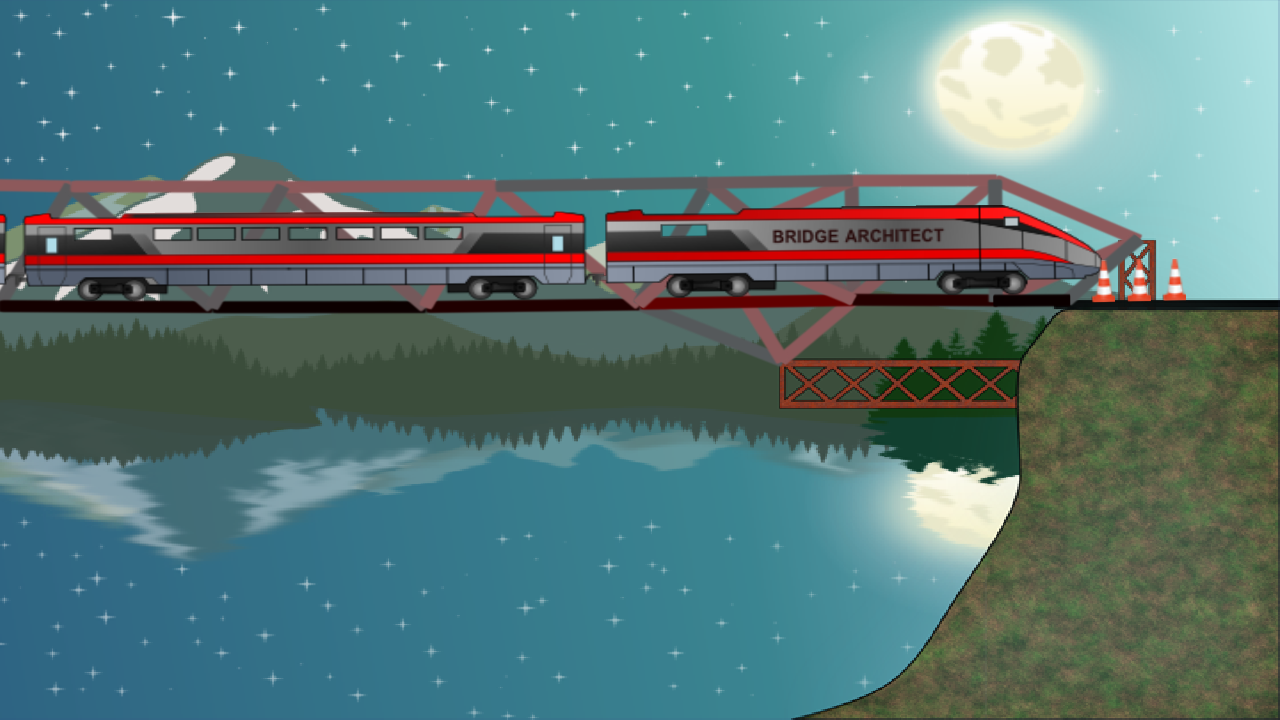 Bridge Architect- screenshot