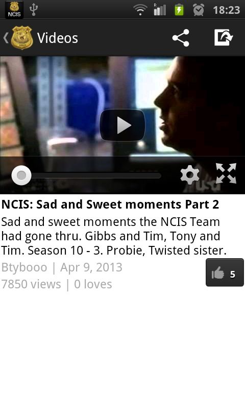 NCIS Fan - screenshot