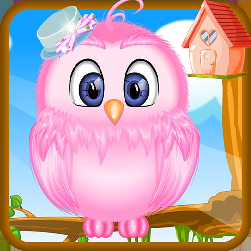 嬰兒貓頭鷹護理 休閒 App LOGO-硬是要APP