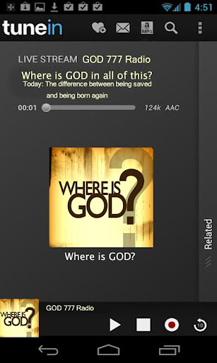 God.Where is he