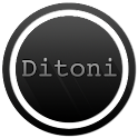 Ditoni Black - Icon Pack APK Cracked Download