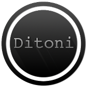 Ditoni Black(Icon) - ON SALE!